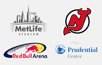 Calandra's Partners: MetLife Stadium,Red Bull Arena, Prudential Center, NJ Devils
